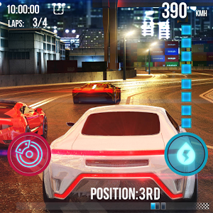 Speed Racing on Asphalt Tracks